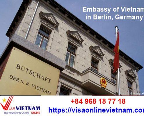 Embassy of vietnam in germany