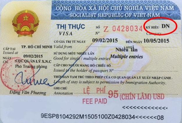 Bussiness visa to Vietnam 2018