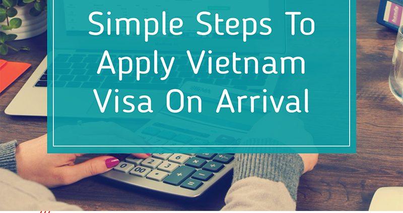 Vietnam visa on arrial