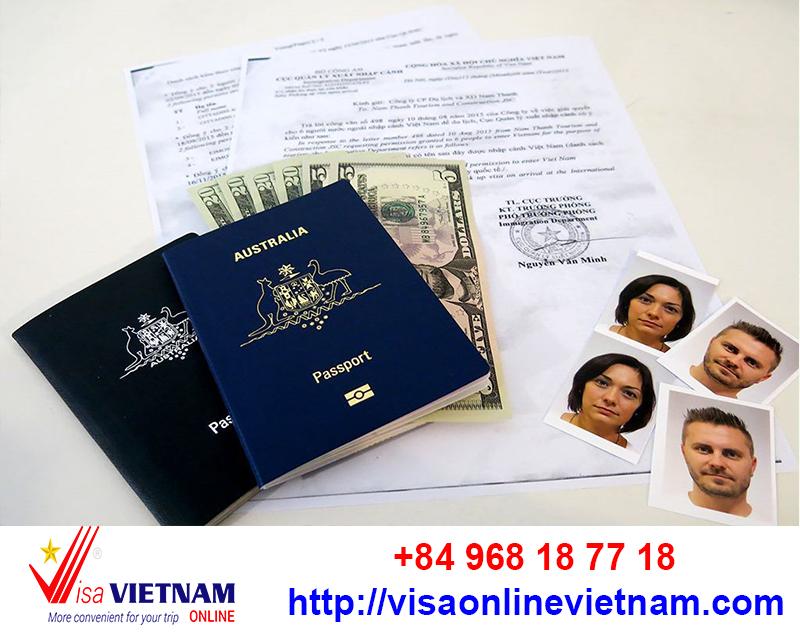 Vietnam Visa for Australian 2018