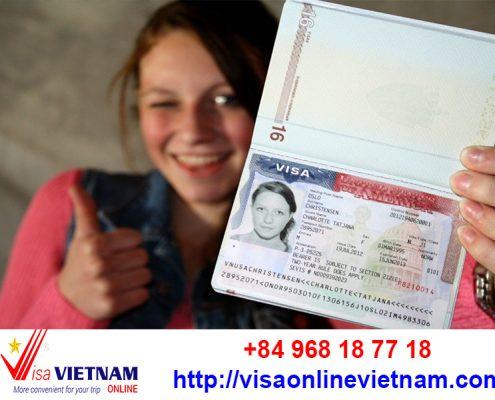 Vietnam E-Visa for United States Citizen 2018