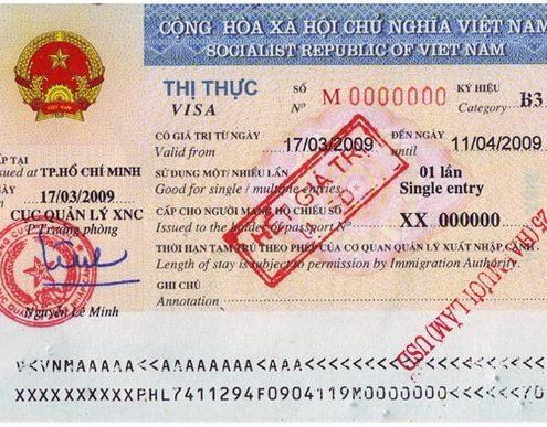 Vietnam visa in hk