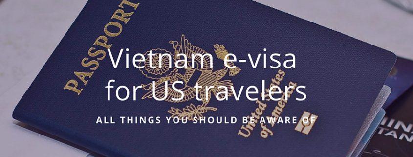 Vietnam e-visa for US citizens